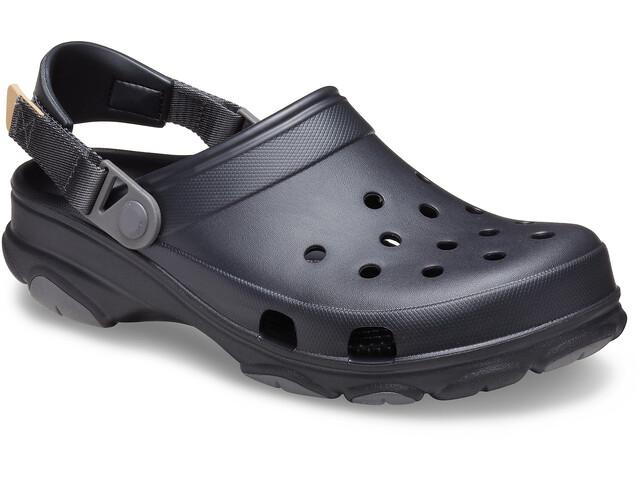 Crocs Classic All Terrain Pistokkaat, black
